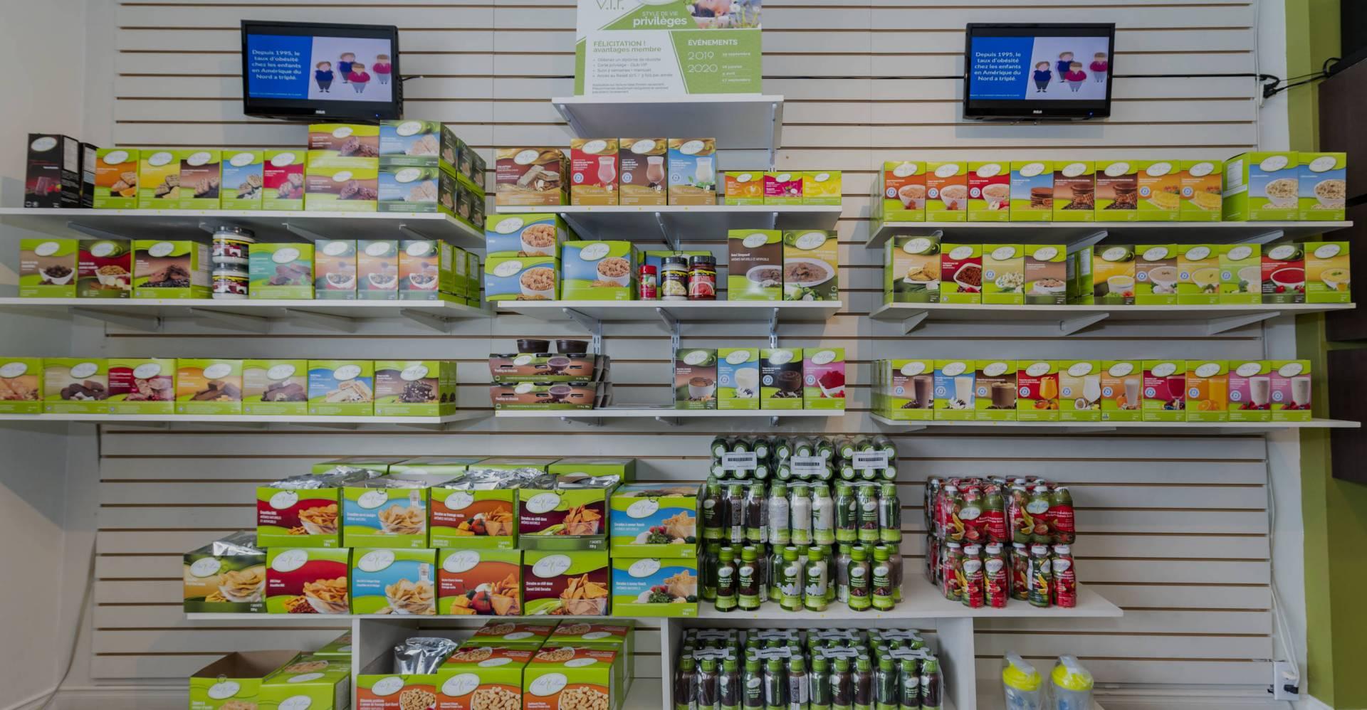 Nous vous livrons des produits simples à incorporer à votre routine santé